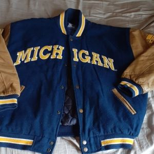 Michigan Starter Jacket XL